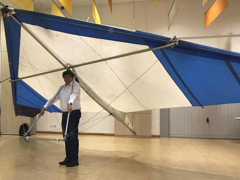 """Wir unterstützen das Schulprojekt """"Das fliegende Klassenzimmer"""" - PlanerAllianz"""